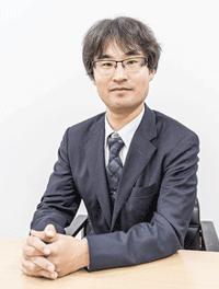 税理士法人AIO副所長松本佳之の写真